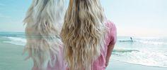Sea salt spray for curly hair:  1 Cup warm water  1tsp sea salt  1/2 tsp coconut oil  Spray bottle  Creates GORGEOUS beach waves... I love it!!!