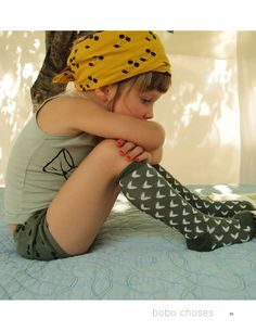 I have high hopes that my future daughter will be this kinda bohemian, hipster kid...