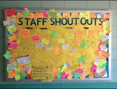 Staff Shout Out…this is an incredible site….lots of great ideas!