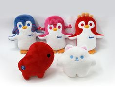 We are all NFC soft toys. We are ready to jump right into your Badanamu app to play with you. Baby Birthday, Birthday Ideas, Birthday Cake, Fondant Icing, Baby Must Haves, Play To Learn, Plushies, Dinosaur Stuffed Animal, Kids Fashion