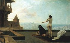 jean-léon gérôme | ... by artist Jean Leon Gerome as gift or decoration by customer order