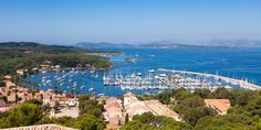 The Top 35 Places to Travel in  Porquerolles- Saint Tropez.-2018 Photos | Architectural Digest