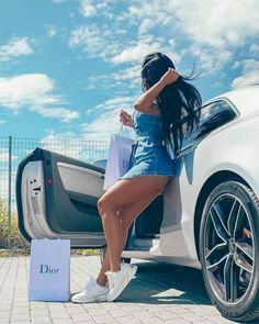 Motorbikes, Luxury Cars, Mercedes Benz, Dior, Lady, Girls, Shopping, Leather, Fancy Cars