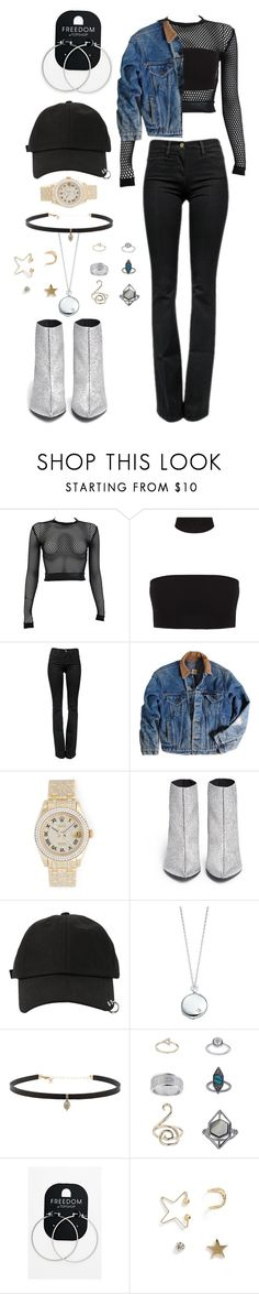 """""""#237"""" by notstealmyniall ❤ liked on Polyvore featuring PAM, Frame, Carhartt, Rolex, Robert Clergerie, StyleNanda, Astley Clarke, Carbon & Hyde and Topshop"""
