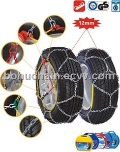 KN Type Snow Chain (KN TYPE SNOW CHAIN) - China snow chain