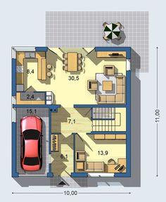 Aktiv 2020   Family Houses Euroline   1   Дом   Pinterest   Family Houses,  House Projects And Single Family