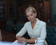 yulia timoshenko white
