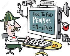 Mencari teman atau kenalan melalui internet, memang merupakan cara yang mudah. Berikut beberapa situs yang menyediakan pencarian orang secara online.