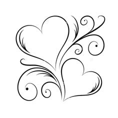 Beading Patterns, Embroidery Patterns, Hand Embroidery, Quilt Patterns, Pencil Art Drawings, Easy Drawings, Tattoo Lettering Design, Herz Tattoo, Heart Tattoo Designs