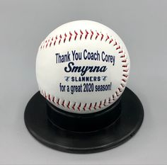 Baseball Display, Baseball Gifts, Sports Gifts, Personalised Frames, Personalized Gifts, Baseball Tournament, Senior Gifts, Coach Gifts, Conversation