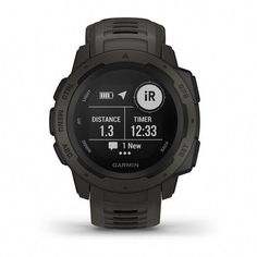 Garmin have introduced a tactical version of their impact-resistant Instinct watch presented last fall. The new Garmin Instinct Tactical Edition (Instinct TE) models differ in both their external design (two colors for choosing Black and Coyote Tan Army Watches, Seiko Watches, Sport Watches, Android Watch, Thing 1, Affordable Watches, Anna Karina, Beautiful Watches, Watch Brands