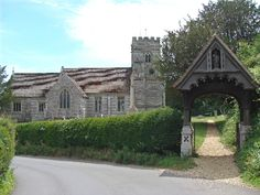 St Mary's Church, Witchampton, Dorset