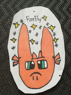 Heres my other OC Firefly. Like or comment or message me if u like these! My Drawings, Oc, Messages