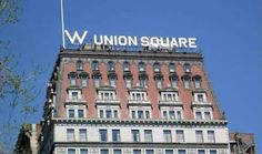 w union square - another great location close to West Village