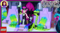 LEGO Elves Ragana's Magic Shadow Castle Build Review Silly Play Part 1 -...