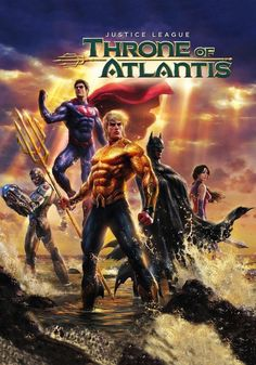 Booktopia has Justice League, Throne of Atlantis (DC Universe Original Movie) by Matt Lanter (Voice). Buy a discounted DVD of Justice League online from Australia's leading online bookstore. Hd Movies, Movies To Watch, Movies Online, Movie Tv, 2015 Movies, Watch Netflix, Comic Movies, Action Movies, Horror Movies