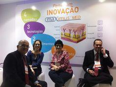 The brilliant team in Brazil