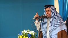زيارة أحمدي نجاد المثيرة للجدل الى العراق