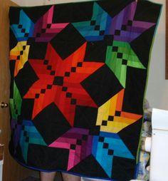 Binding tool star quilt
