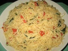 better than olive garden pasta pomodoro