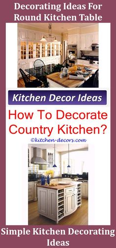 Unique Kitchen Decor Cute Kitchen Decor Pinterest Kitchen