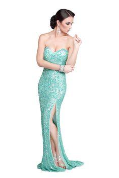 Primavera Style #9677 In Stock NOW at Bri'Zan Couture!  www.brizancouture.com