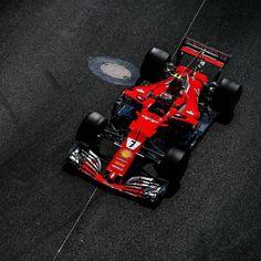#Repost @scuderiaferrari  Sharpened blade. #ScuderiaFerrari #MonacoGP #Kimi7 #SF70H #F1 #Ferrari #PrancingHorse