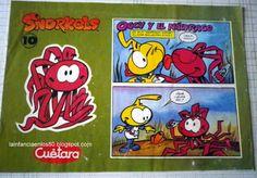 La infancia en los 80...: Snorkels / Snorks