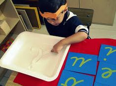 Resultado de imagen para rincones de aprendizaje segun maria montessori
