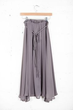 Olive You Maxi Skirt