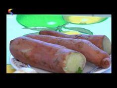 DE TUDO UM POUCO - Super Saudável: batata-doce com canela e grãos