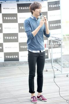 LMH in Trugen Fansign Event in Cheonan Moda outlet 130504