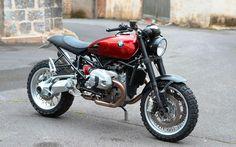 R1200R by Motorieep | Inazuma café racer