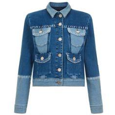 House of Holland Denim Uptown Urchins Jacket