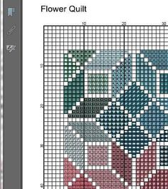 Counted Cross Stitch Rainbow Quilt Pattern by EmblemsDesign Cross Stitch Geometric, Cross Stitch Borders, Modern Cross Stitch Patterns, Counted Cross Stitch Patterns, Cross Stitch Designs, Cross Stitching, Cross Stitch Pillow, Cross Stitch Needles, Cross Stitch Art