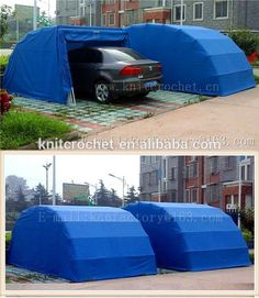 Source Folding Portable Motorized Car Garage On M Alibaba
