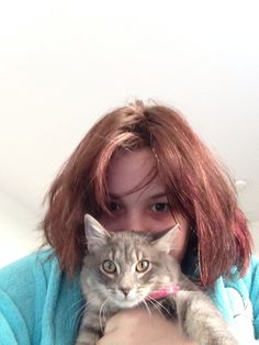 Me and my Gwennie.