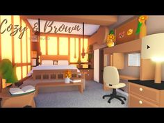 Simple Bedroom Design, My Home Design, House Design, Tiny House Layout, House Layouts, Cute House, My House, Home Roblox, Cute Tumblr Wallpaper