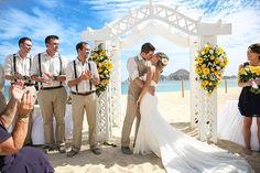 Riu Palace Cabo San Lucas Destination Wedding