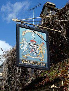 The Pub Sign   Wadworth