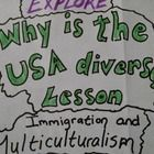 Force students to think about their own beliefs on immigration and multiculturalism with an engaging self-reflective survey.  The lesson then focus...