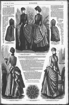 Gracieuse. Geïllustreerde Aglaja, 1885, aflevering 13, pagina 103