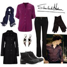 oooooohhhhh me likey! hmmmmm I'l definitely wear this in London! hahahahaha!!! (hopefully)