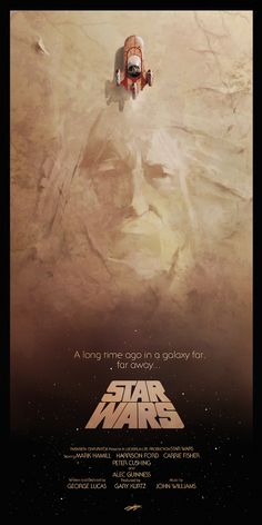 Cool Art: 'Star Wars' Original Trilogy by Andy Fairhurst