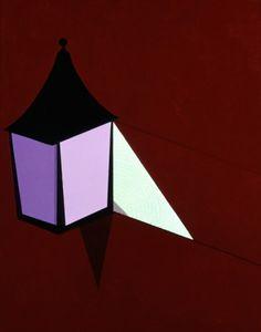 Patrick Caulfield Patrick Heron, Gates Of Hell, Josef Albers, Light Bulb Lamp, A Level Art, Photorealism, Vintage Lamps, Oscar Wilde, Postmodernism