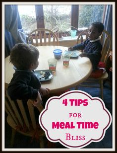 Is the before dinner prep impacting the dinnertime? Try these 4 tips for meal time bliss
