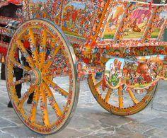.gypsy wagon