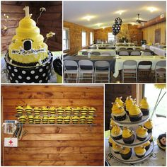 Bumble Bee Party Food Ideas Bumble Bee Birthday Theme Ideas Bumble