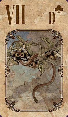 Lothrop Lenormand - The Snake
