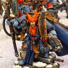 40K SHOWCASE: Space Wolves and Astra Militarum - Bell of Lost Souls